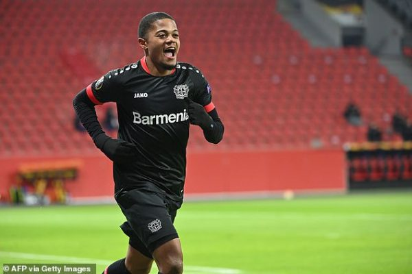 Dean Smith welcomed Leon Bailey the new striker.